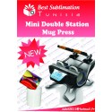 Mini Double Station Mug Press