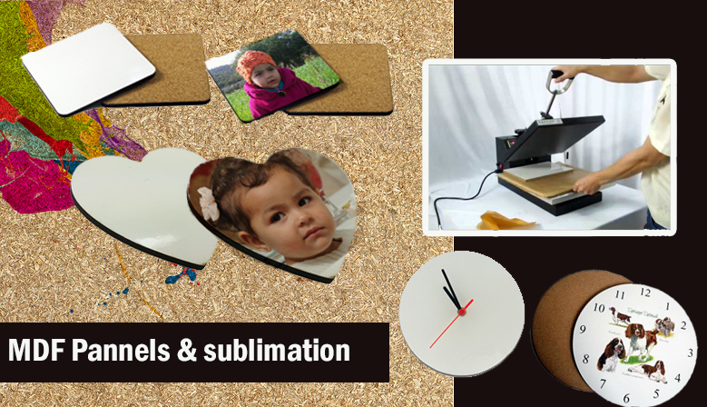 Sublimation MDF